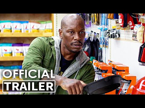 ROGUE HOSTAGE Trailer (Tyrese Gibson, John Malkovich, 2021)