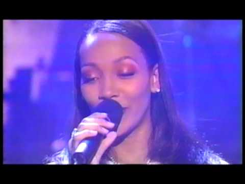 Monica - Oh Holy Night (LIVE) 1998
