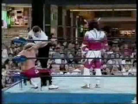 WCW Monday Nitro 09/04/95 Part 1