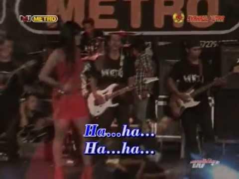 Om New Metro - HARUSKAH BERAKHIR - RATNA [ karaoke ]