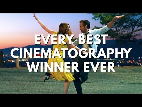 Every Best Cinematography Winner. Ever. (1927-2016 Oscars)