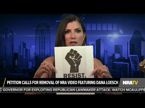 Stinchfield   Dana Loesch Battles Resistance with Clenched Fist of Truth - 6/29/17