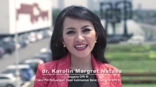 GONG XI FAT CHAI 2566 (dr.KAROLIN MARGRET NATASA-Anggota DPR RI Komisi IX)