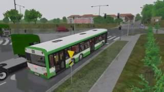 OMSI 2 Solaris Urbino 15 I DP Košice #3510