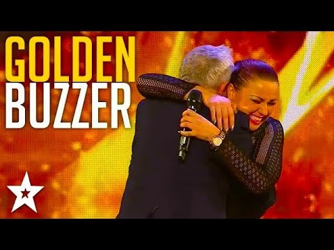 GOLDEN BUZZER SINGER Linda McLoughlin Blows Judge Louis Walsh Away on Ireland's Got Talent 2018