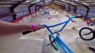 GoPro BMX: ENGLAND'S BIGGEST SKATEPARK!