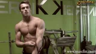 One of Marc Fitt's most viewed videos: Battlefield Shoulders workout- marcfitt.com