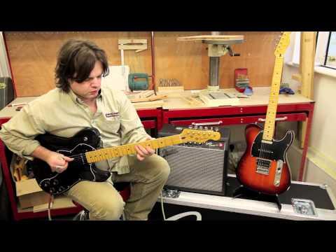 Fender Modern Player Telecaster® Thinline Deluxe