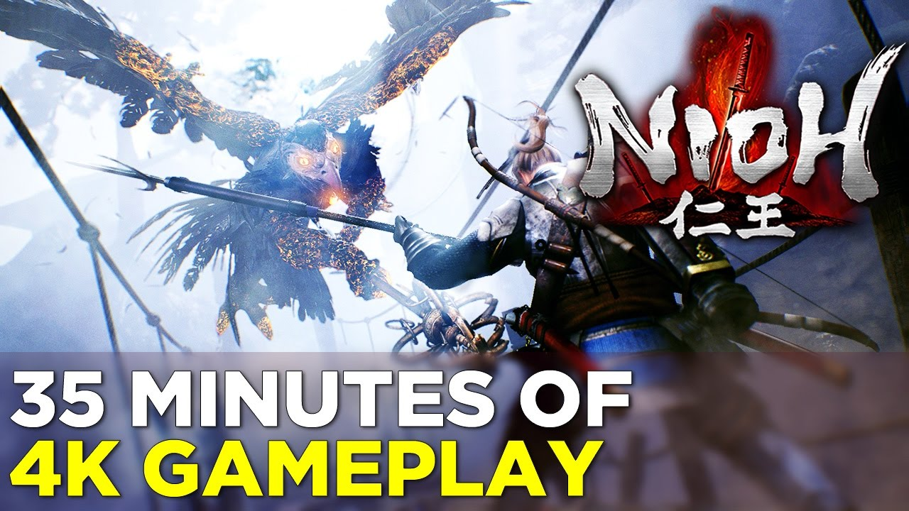 Understanding Nioh better: A guide to your second 10 hours