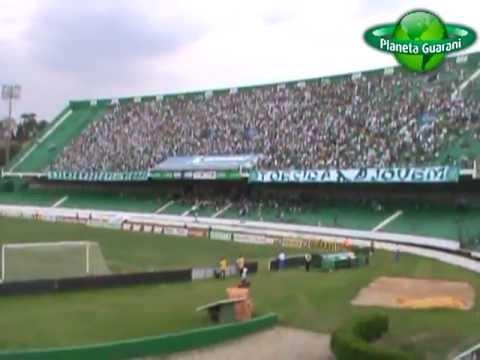 Guarani 1x2 São Caetano - 38ª Rodada Campeonato Brasileiro Série B 2012