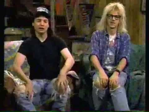 Wayne's World 2 Special- 1994