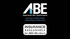 The ABE Difference: Insurance for ABA Members