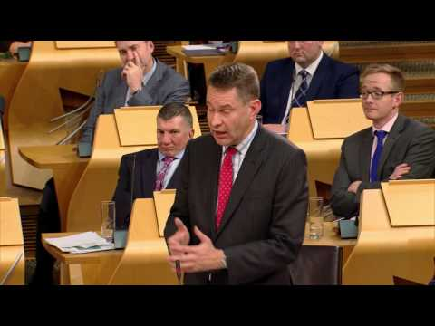 Taxation Debate - Scottish Parliament: 14th December 2016