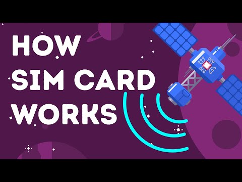 How SIM Cards Actually Work