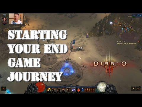 [Diablo 3] Starting Your End Game Journey Guide