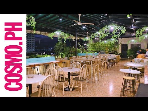 Check Out This Chill Rooftop Bar In Quezon City