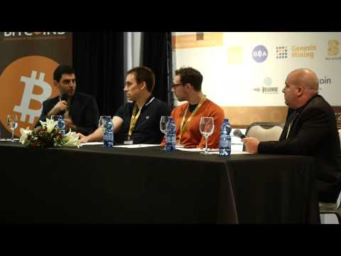 Bitcoin TLV `14, #5 - Panel - Bitcoin Trading and Exchanges