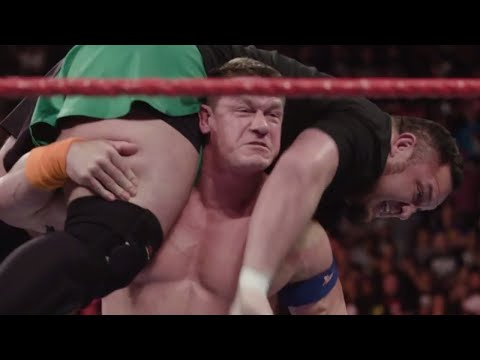 Unseen Video Of John Cena's Return To Raw: Exclusive