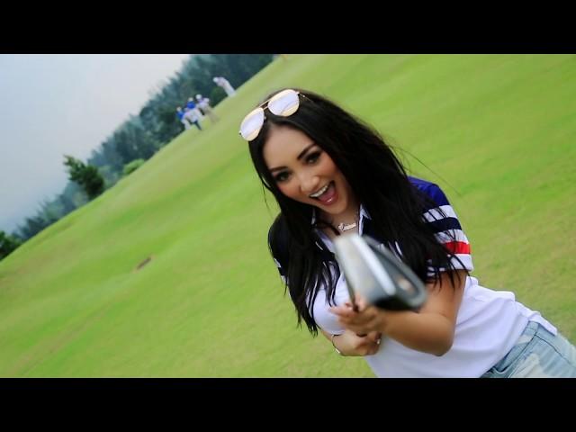 9 Bidadari Panaskan Arena   Papillon Fun Golf Part 1   Rainbow Hills Golf Club Bogor