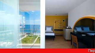 Обзор отеля Pacco Sea City Hotel Spa в Аланья Турция