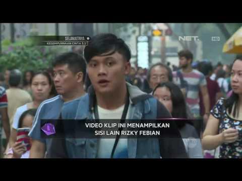 Behind The Scene Video Klip Rizky Febian Penantian Berharga