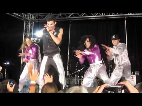 ROSHON FEGAN Performs Live at his Birthday/EP Release Party!