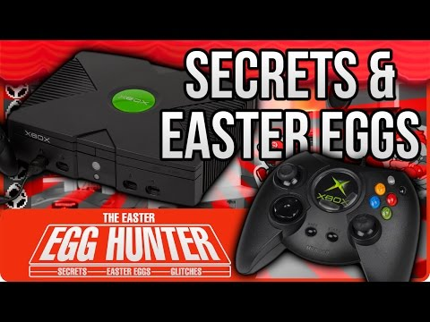Original XBOX Console Easter Eggs - The Easter Egg Hunter