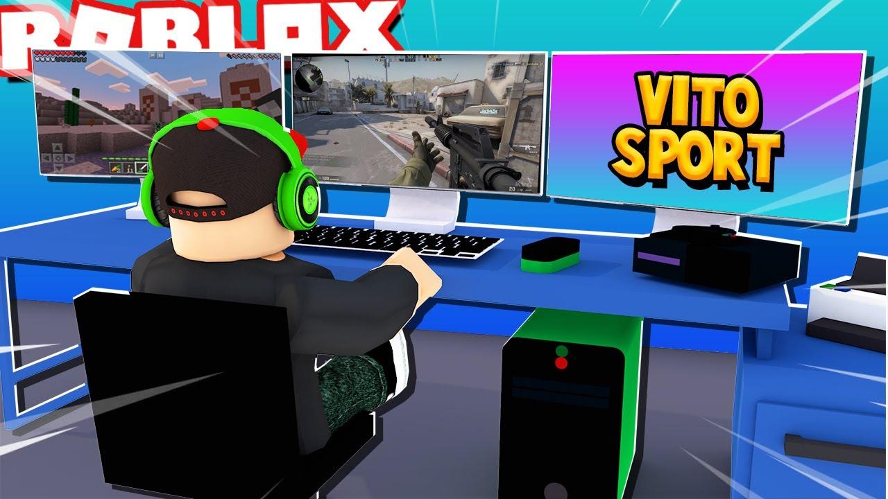 ZAKŁADAM DRUŻYNĘ E-SPORTOWĄ W ROBLOX! (Roblox Esports Empire)