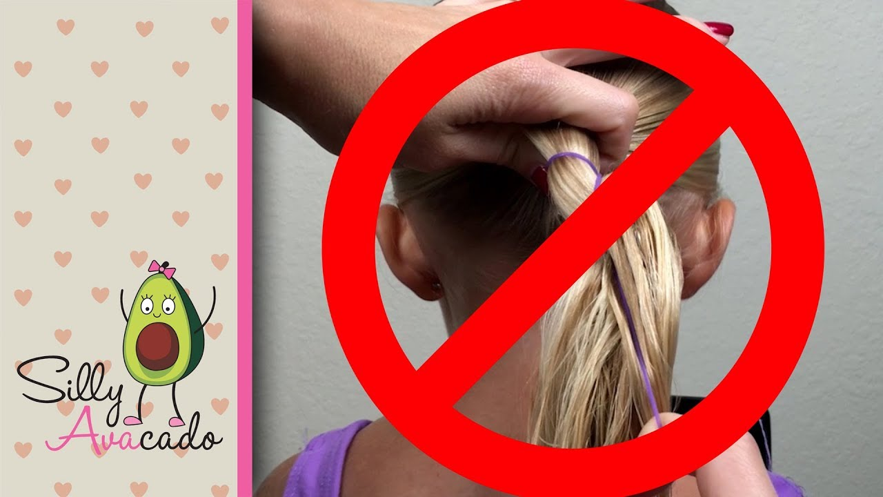dad hair tip #1 - the basics - easy daddy hairstyle tips - cute girl hairstyles!