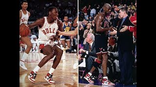 NBA action 1998 March 1 LV