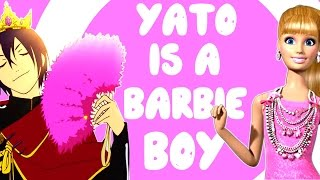 AMV Yato Is A Barbie Boy - Noragami