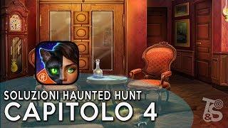 Soluzioni Adventure Escape Haunted Hunt Capitolo 4