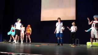 Тя-но-ю 2014 Всем добра!-- Убойная олимпиада Free!, Prince of Tennis, Kuroko no Baske, Hikaru