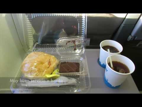 Viaje en Latin American Wings CCP-SCL (Boeing 737-36R(WL)) + servicio a bordo