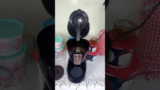 Como fazer café na cafeteira parte 2