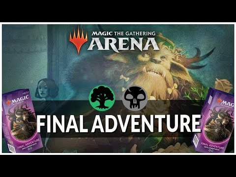 FINAL ADVENTURE 2020 CHALLENGER DECK - MTG Arena Deck Bo3 Gameplay and Guide from YouTube · Duration:  42 minutes 50 seconds