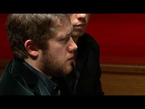 Claude Debussy :  Estampe 1 (Pagodes) par Paul Montag