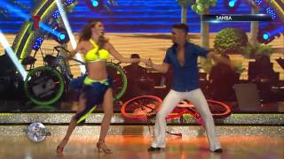Dancing With The Stars Gala 2 - Karina y Javier