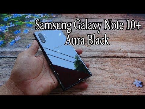 samsung-galaxy-note-10-plus-aura-black-unboxing