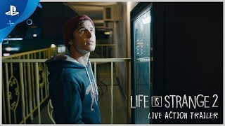 Life is Strange 2 – Live Action Trailer | PS4