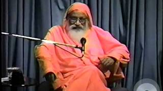 Swami Dayananda Saraswati - Parte 1