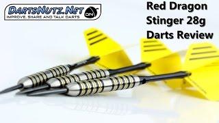 Red Dragon Darts Stinger 28g darts review