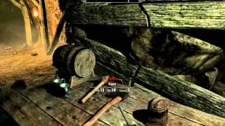 Где бесплатно взять эбонитовую руду в Skyrim ?