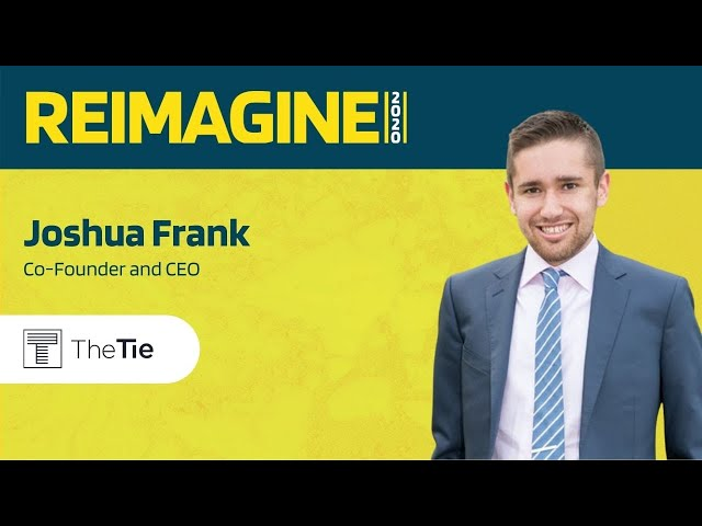 REIMAGINE 2020 v2.0 - Joshua Frank - The TIE - Rethinking Data in Crypto