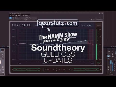 Soundtheory Gullfoss Updates & Windows Version - Gearslutz @ NAMM 2019
