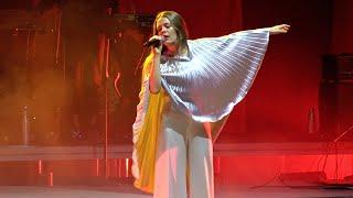 Maggie Rogers, Fallingwater (live), Greek Theater, Berkeley, CA, September 20, 2019 (4K UHD)