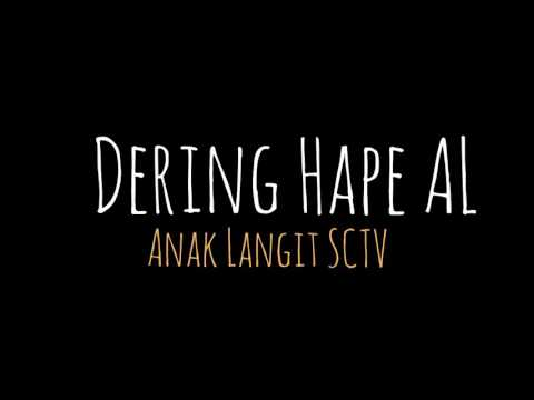 NADA DERING HP AL - ANAK LANGIT SCTV