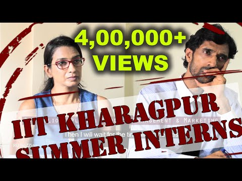 Job Interview | IIT Kharagpur | Summer Internship Interview | BTech | buZZing Interview 03