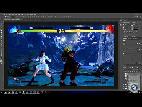 Making Fighting Game Overlays: Scoreboard Tutorial v2