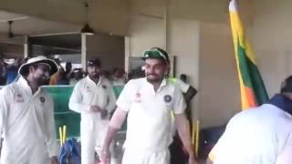 Really funny scenes inside Indian Cricket    Team